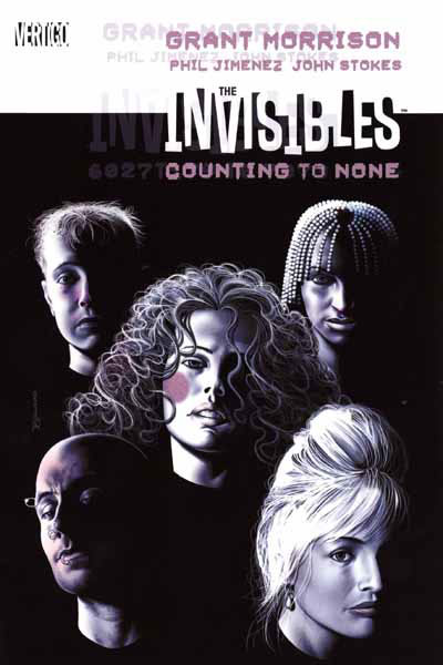 The Invisibles Grant Morrison Supercontext Comics