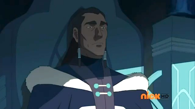 The Legend of Korra season 2 episode 2 Civil Wars Part 1