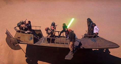 Luke Skywalker, Return of the Jedi, Star Wars