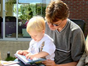 parent child reading