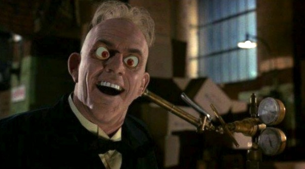 Who Frames Roger Rabbit, Judge Doom, Christopher Lloyd