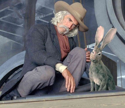 Sam Elliott as Thom Merrilin