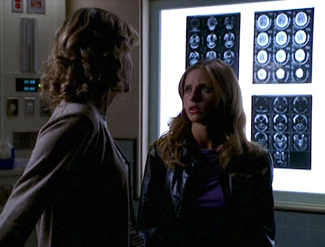 Buffy the Vampire Slayer rewatch Shadows