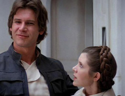 Love in a Galaxy Far, Far Away: Three Good, Bad, and Star-Crossed Star Wars Romances