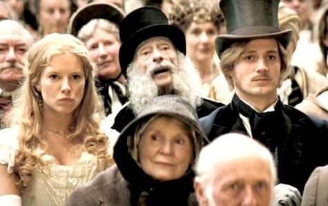 Stardust movie 2007, Sienna Miller Victoria Forrester, Humphrey Henry Cavill