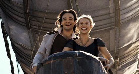 Stardust movie 2007, Yvaine Claire Danes Charlie Cox Tristan