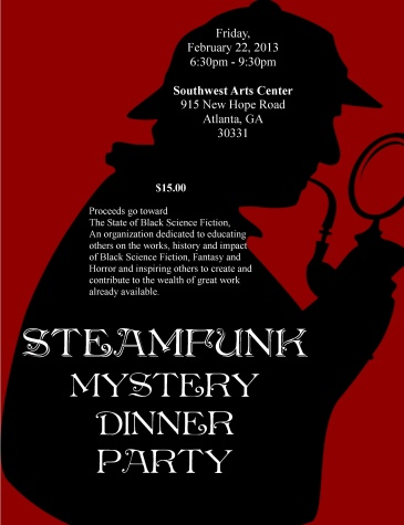Steampunk Events for February 2013