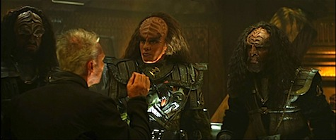Star Trek Generations, Tolian Soran, Duras sisters