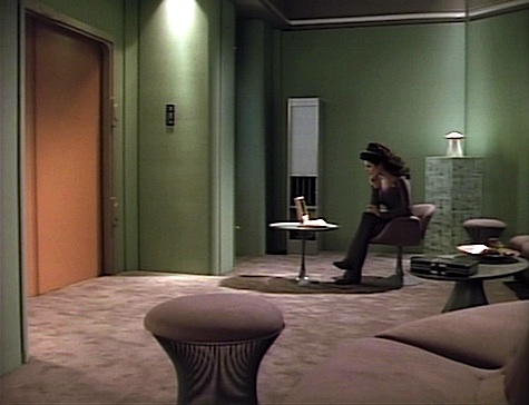 Star Trek: The Next Generation Rewatch: The Loss