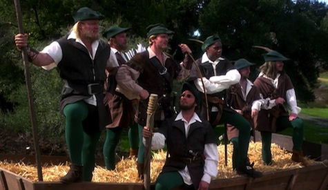Robin Hood Men in Tights