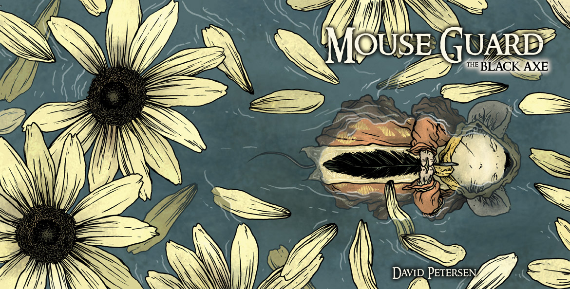 Mouse Guard the Black Axe