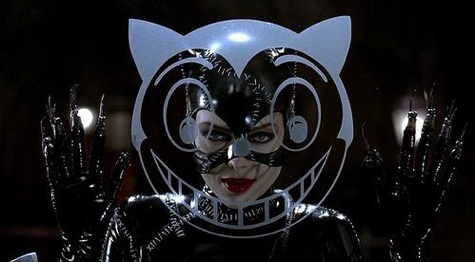 Villain Fashion, Batmn Returns, Catwoman, Michelle Pfeiffer