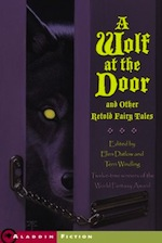 Wolf at the Door Cover