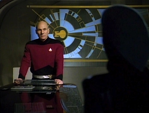 Star Trek: The Next Generation Rewatch by Keith DeCandido: Yesterday's Enterprise