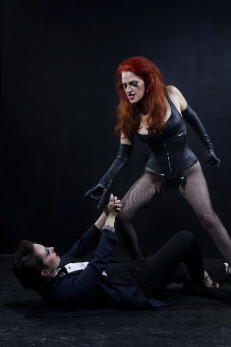 You Only Pinch Twice: James Bond Burlesque