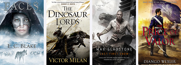 Fiction Affliction: July Releases in Fantasy