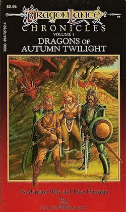 The Dragonlance Reread: Dragons of Autumn Twilight Part 2, Chapters 3 and 4