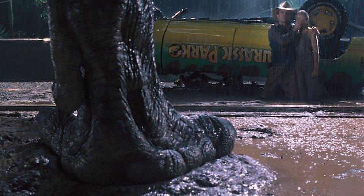 Jurassic Park, Dr. Grant, Lex