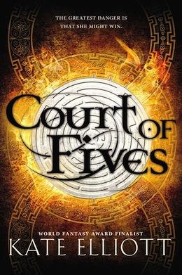 Court of Fives by Kate Elliott mixed-race heroine fantasy