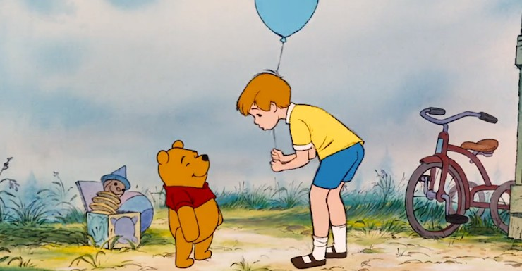 A Bear of Very Little Brain But a Lot of Money: Disney's The Many Adventures of Winnie the Pooh