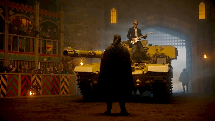 Doctor Who season 9 episode 1 review The Magician's Apprentice