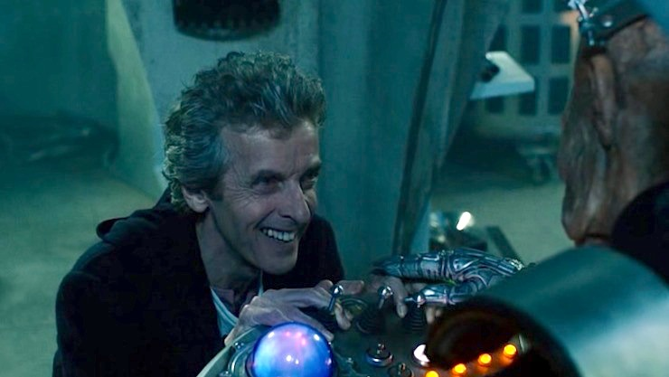 Doctor Who The Witch's Familiar television review