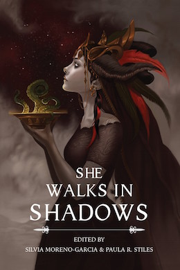 She Walks in Shadows Sweepstakes!