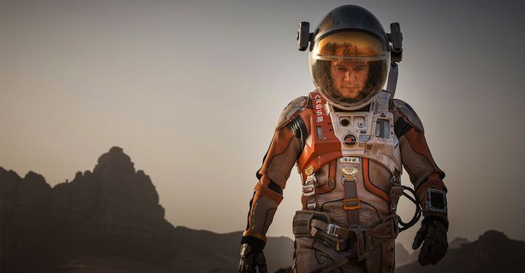 The Coode Street Podcast: SF Lectures, The Martian, and More
