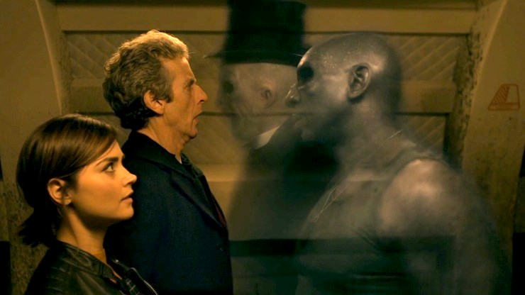 """I'll Do All I Can to Solve the Death of Your Friend/Family Member/Pet — Doctor Who: """"Under the Lake"""""""