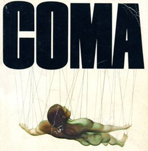 Forgotten Bestsellers: Coma by Robin Cook