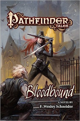 Pathfinder Tales: Bloodbound Sweepstakes!