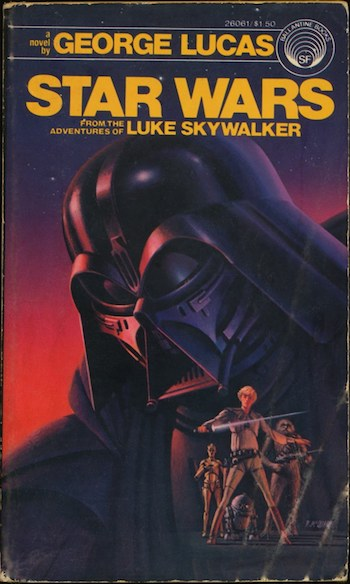 The First Star Wars Novelization Reads Like an Alternate Universe Version of the Film