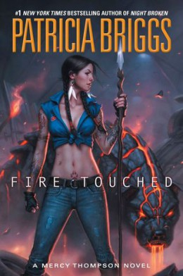Fire Touched Mercy Thompson Patricia Briggs book review