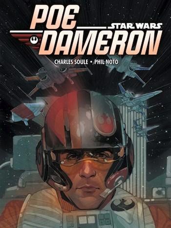Star Wars Poe Dameron comic, Phil Noto, Charles Soule
