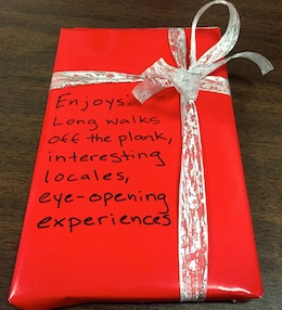 Book Blind Date Sweepstakes!