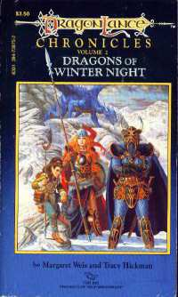Dragons of Winter Night Dragonlance Chronicles Reread