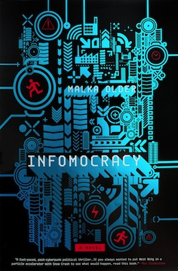 Infomocracy cover