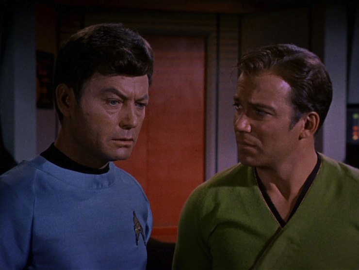 Star Trek the Original Series, season 2, The Immunity Syndrome