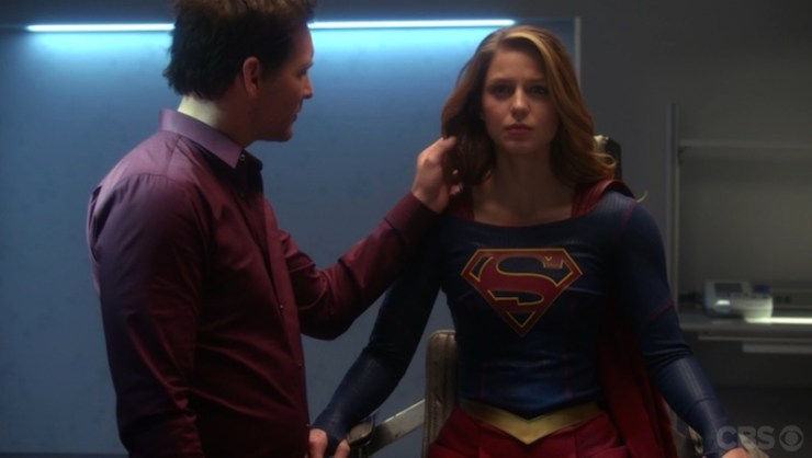 "Supergirl 1x12 ""Bizarro"" television review"
