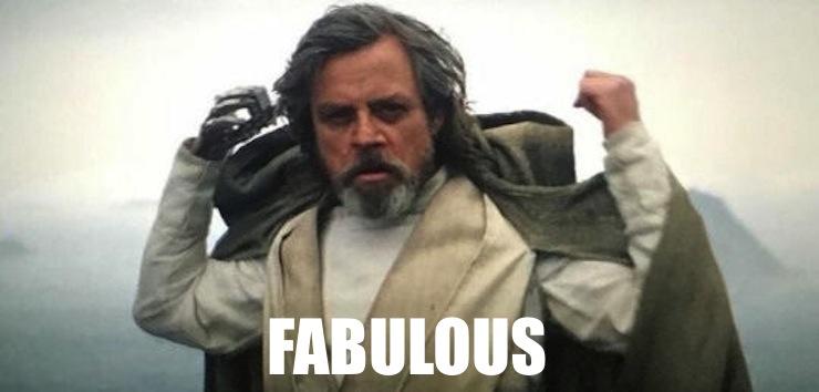 Luke Skywalker, The Force Awakens