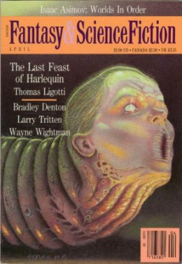 Last Feast of Harlequin cover