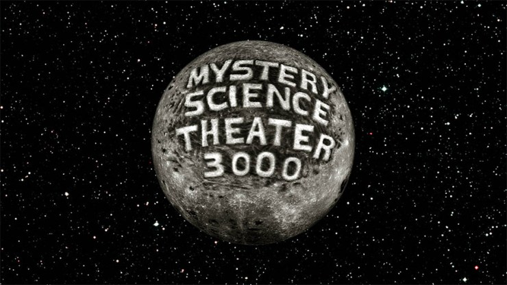 Mystery Science Theater 3000 new logo