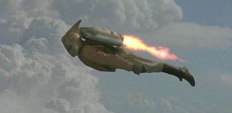 Rocketeer Sequel in Development, Seeking Black Female Lead