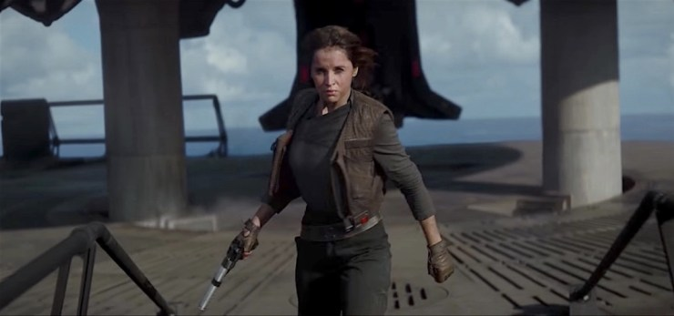 Star Wars Rogue One Jyn Erso