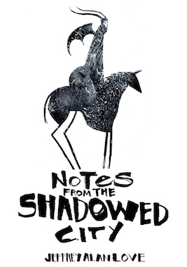 Notes from the Shadowed City Jeffrey Alan Love