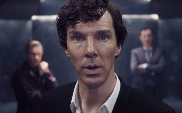"Emotional Context. Sherlock: ""The Final Problem"""