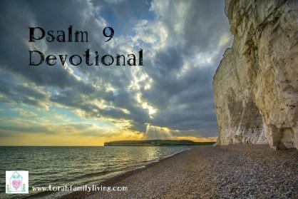 Devotional – Psalm 9