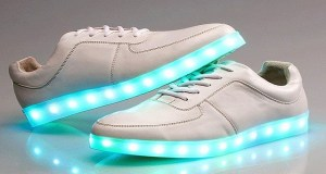 led-sneakers