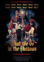 What We Do in the Shadows - Taika Waititi