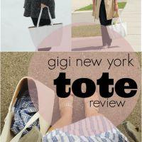 Gigi New York Tote Review